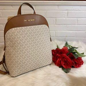 Michael Kors LG Emmy backpack Vanilla